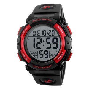 Наручные часы Skmei 1258 (черный/красный)