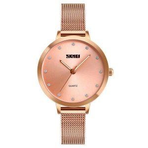 Наручные часы Skmei 1291 (розовое золото)