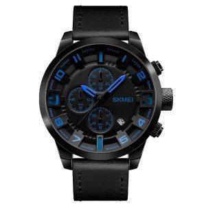 Наручные часы Skmei 1309 (черный/синий)