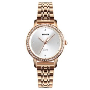 Наручные часы Skmei 1311 (розовое золото)