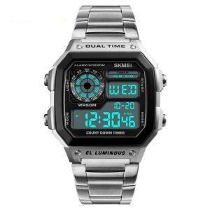 Наручные часы Skmei 1335 (серебристый)