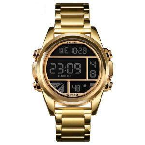 Наручные часы Skmei 1448 (золотистый)