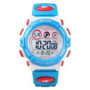 Наручные часы Skmei 1451 (белый/голубой)