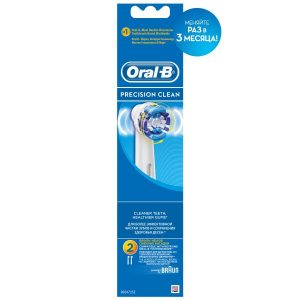 Насадки для электрических зубных щеток Oral-B Braun EB20 Precision Clean 2 шт