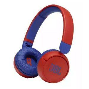 Наушники JBL JR310BT (красный/синий)