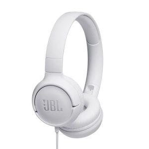 Наушники JBL T500 (белый)