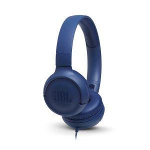 Наушники JBL T500 (синий)