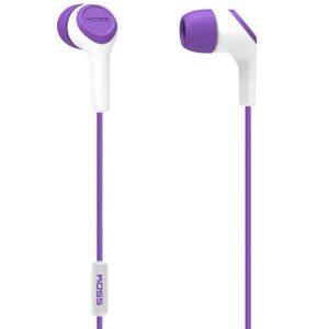 Наушники KOSS KEB15i фиолетовый