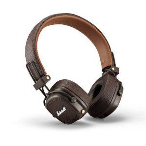 Наушники Marshall MAJOR III Bluetooth коричневый