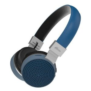 Наушники Ritmix RH-460BTH (синий)