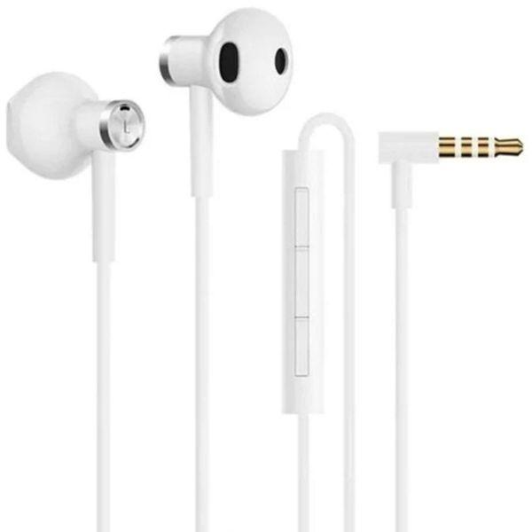 Наушники XIAOMI  Mi Dual Driver Earphones (ZBW4406TY) White