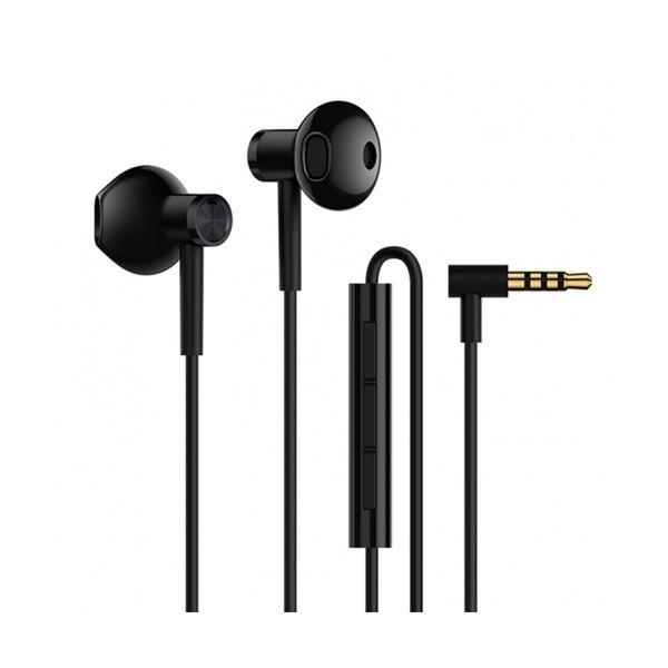 Наушники XIAOMI  Mi Dual Driver Earphones (ZBW4407TY) Black