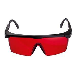 Очки BOSCH для наблюдения за красным лазерным лучом (1608M0005B)