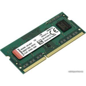 Оперативная память Kingston ValueRAM 4GB DDR3 SO-DIMM PC3-12800 (KVR16LS11/4WP)