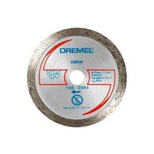 Отрезной диск Dremel 2.615.S54.0JA