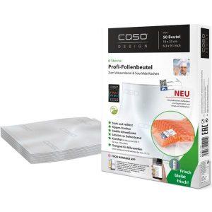 Пакеты для вакуумной упаковки CASO VC 16х23