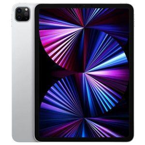 """Планшет Apple iPad Pro M1 11"""" 256GB Wi-Fi MHQV3RK/A (серебристый)"""