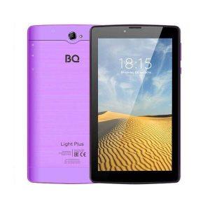 Планшет BQ-Mobile BQ-7038G Light Plus 16GB 3G (фиолетовый)