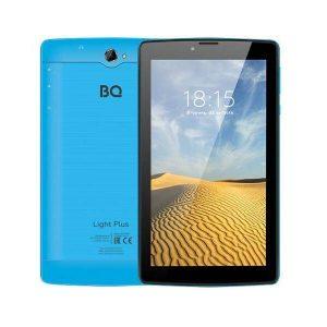 Планшет BQ-Mobile BQ-7038G Light Plus 16GB 3G (голубой)