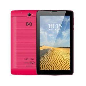 Планшет BQ-Mobile BQ-7038G Light Plus 16GB 3G (красный)