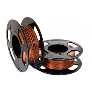 Пластик для 3D печати U3Print ART PLA Red Copper 1.75 мм 1000 г