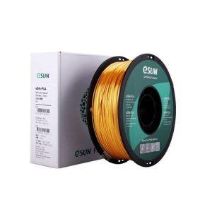 Пластиковая нить ESUN eSilk PLA 1.75 мм 1000 г (золотистый)