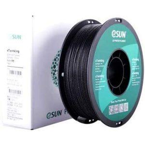 Пластиковая нить ESUN eTwinkling 1.75 мм (мерцающий черный)