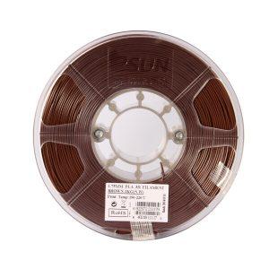 Пластиковая нить ESUN PLA 1.75 мм brown