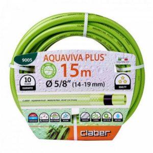 """Поливочный шланг Claber Aquaviva Plus 9005 (5/8"""""""