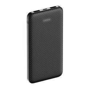 Портативное зарядное устройство Olmio Q1 10000mAh (черный)