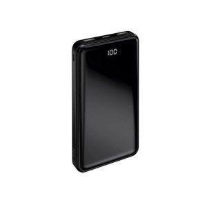 Портативное зарядное устройство TFN Shade LCD 10000mAh (черный)