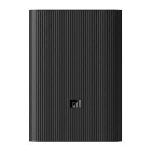 Портативное зарядное устройство Xiaomi Mi Power Bank 3 Ultra Compact PB1022Z 10000mAh (черный)
