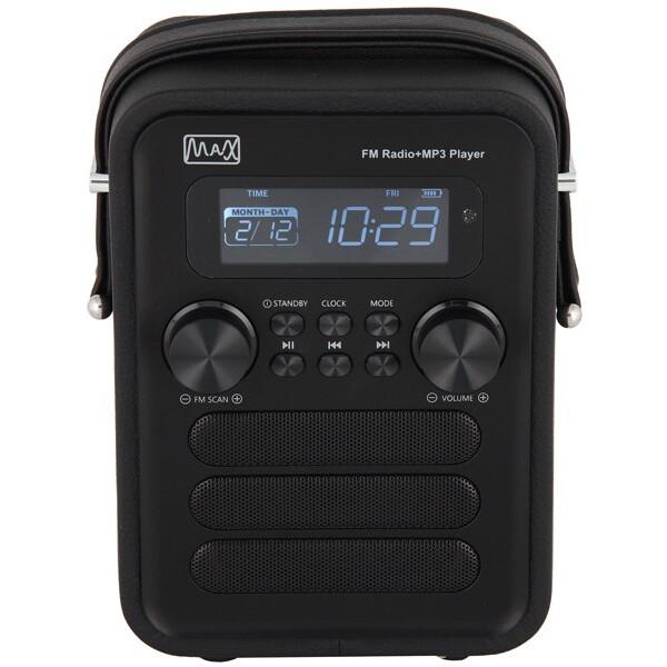 Портативный радиоприемник MAX MR-340