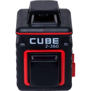 Построитель лазерных плоскостей (лазерный уровень) ADA CUBE 2-360 BASIC EDITION (А00447)