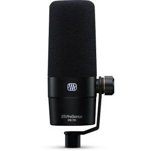 Профессиональный динамический микрофон PreSonus PD-70