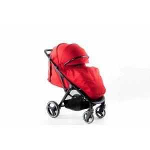 Прогулочная коляска BabyZz B100 (красный)