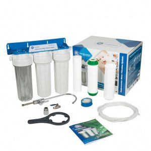 Проточный фильтр AquaFilter FP3-K1