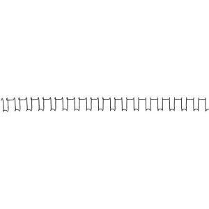 Пружины для переплета GBC MultiBind IB165122 (8мм