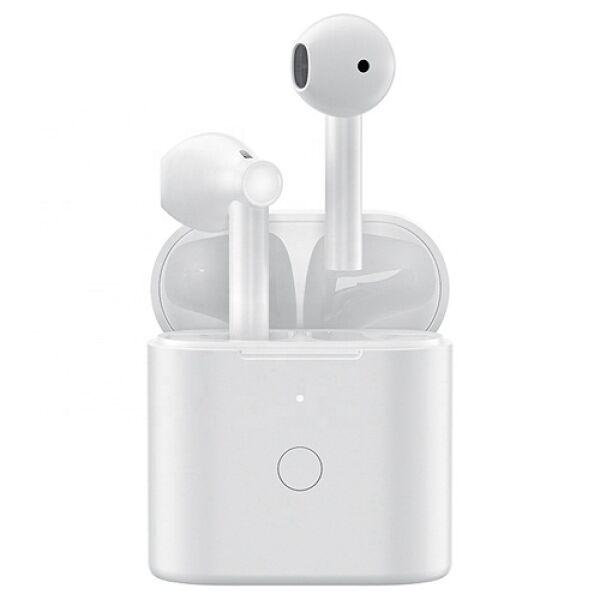 Bluetooth гарнитура QCY T7 (белая)