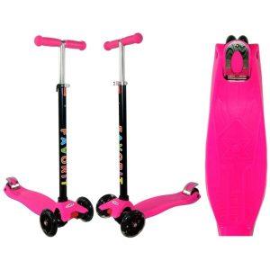 Самокат Favorit Maxi 4108 (розовый)