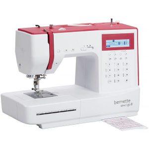 Швейная машина бытовая BERNINA Bernette Sew&Go 8