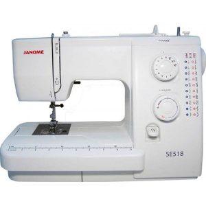 Швейная машина Janome SE 518
