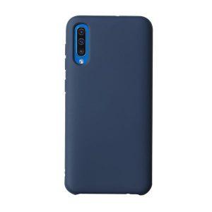 Силиконовая накладка AKAMI Suede для Samsung Galaxy A50 (8076)