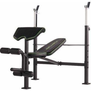 Силовая скамья Tunturi WB60 Olympic Width Weight Bench (17TSWB6000)