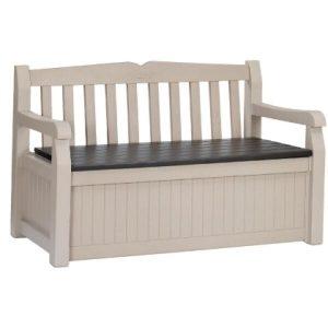 Скамья Keter Garden Bench Box 580