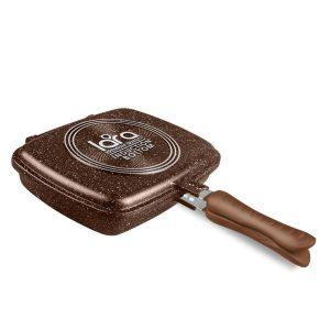 Сковорода-гриль LARA Rio Choco LR02-221