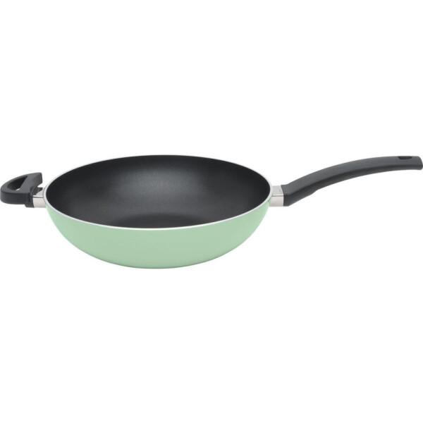 Сковорода-вок BergHoff Eclipse 3700109 (цвет мятный)