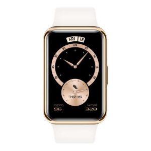Смарт-часы HUAWEI Watch Fit Elegant TIA-B29 (белоснежный)