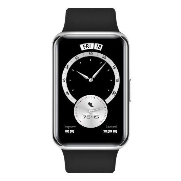 Смарт-часы HUAWEI Watch Fit Elegant TIA-B29 (полночный черный)