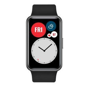 Смарт-часы Huawei Watch FIT TIA-B09 (графитовый черный)